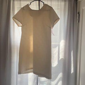 NWT Off-white shift dress